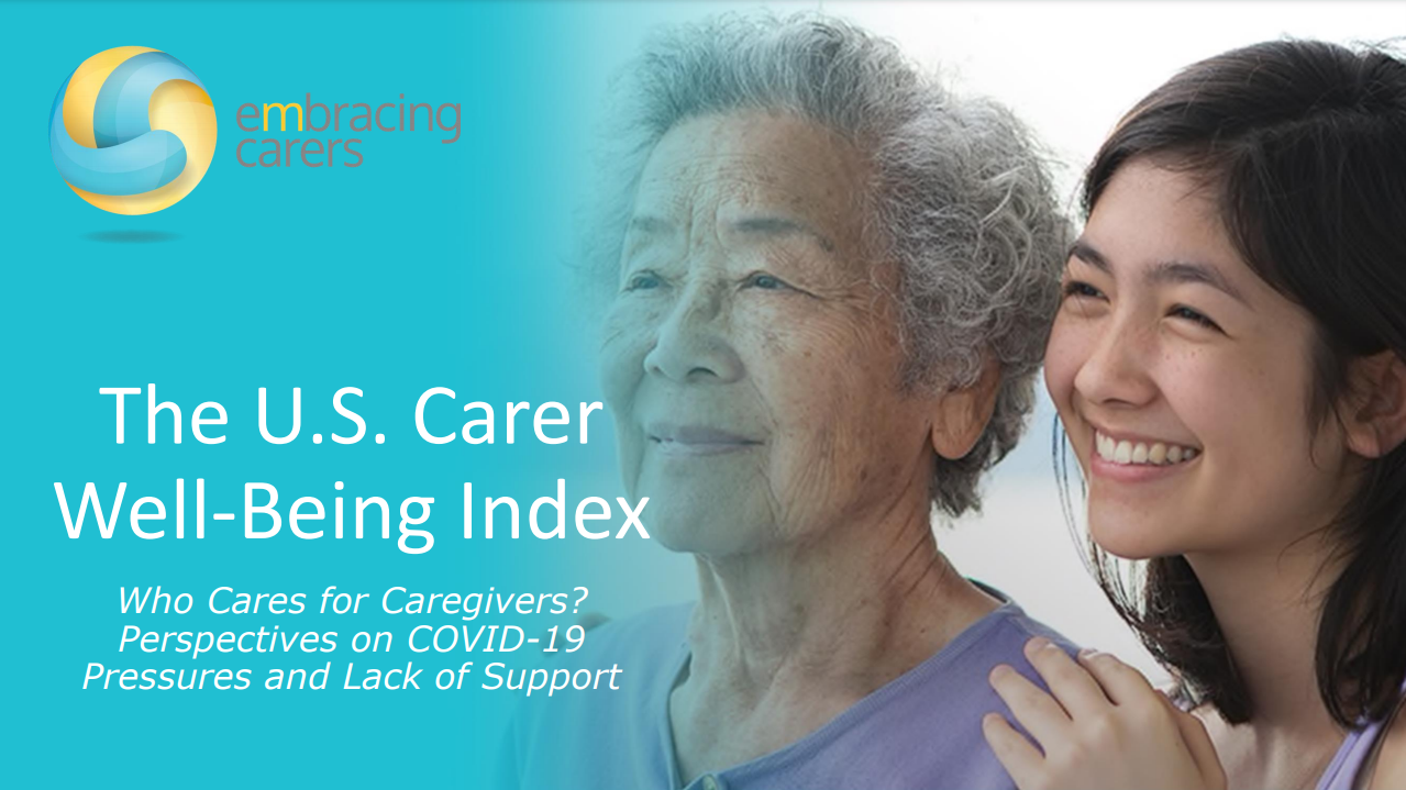 Embracing Carers an Initiative of EMD Serono