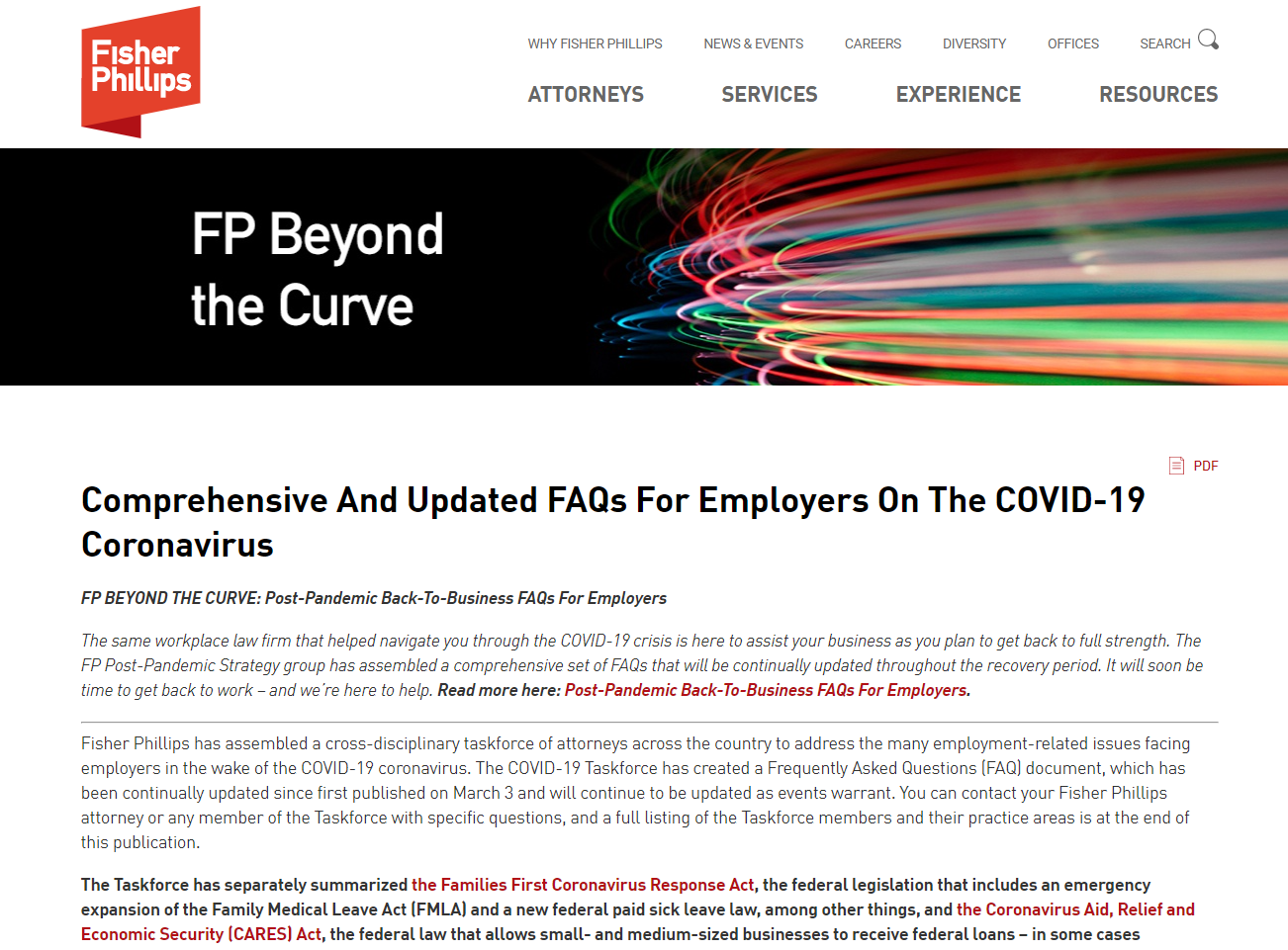 Comprehensive FAQs for Employers