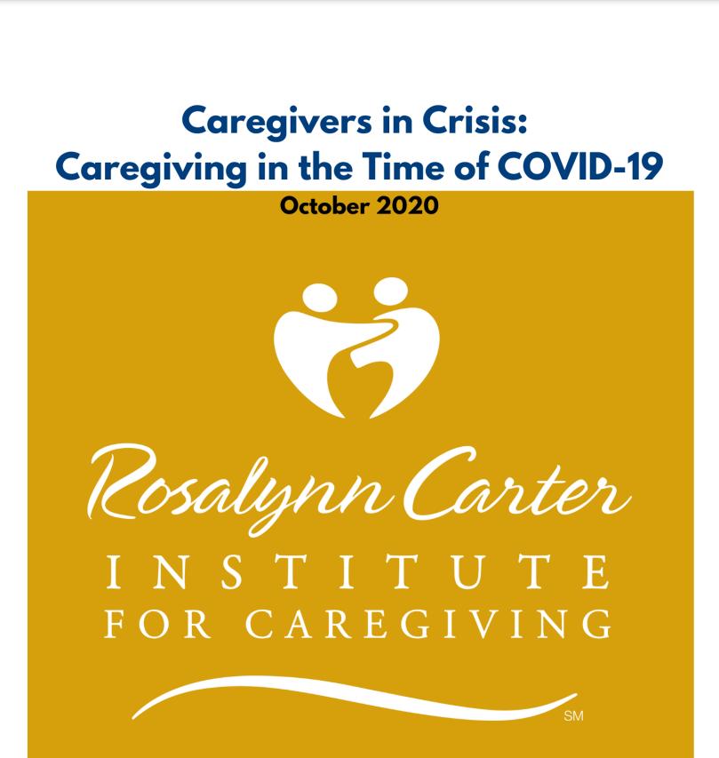 Caregivers in Crisis